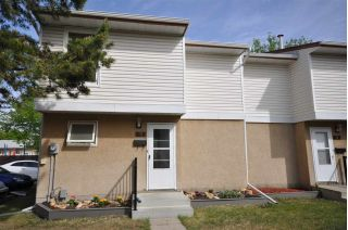 Main Photo: 8 9310 Morinville Drive: Morinville Townhouse for sale : MLS®# E4093018