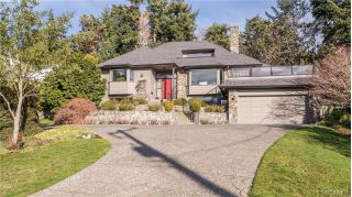 Main Photo: 2946 Tudor Avenue in VICTORIA: SE Ten Mile Point Single Family Detached for sale (Saanich East)  : MLS® # 387091