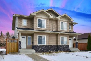 Main Photo: 10541 150 Street NW in Edmonton: Zone 21 House Half Duplex for sale : MLS® # E4094320