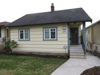 Main Photo: 2942 E 7TH Avenue in Vancouver: Renfrew VE House for sale (Vancouver East)  : MLS® # R2248830