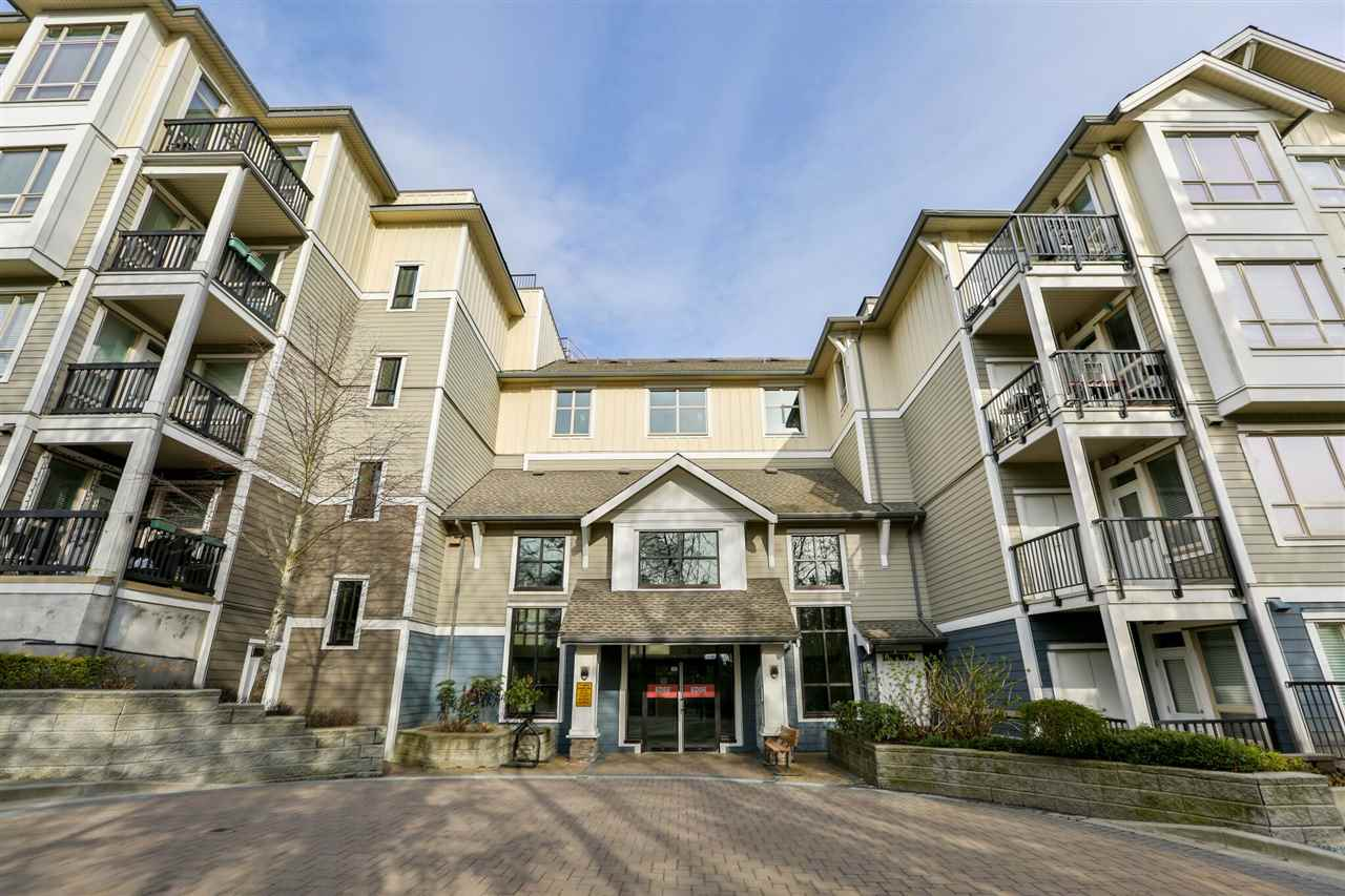 "Main Photo: 225 13897 FRASER Highway in Surrey: Whalley Condo for sale in ""EDGE"" (North Surrey)  : MLS®# R2252364"