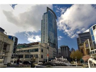Main Photo: 2203 837 W HASTINGS Street in Vancouver: Downtown VW Condo for sale (Vancouver West)  : MLS®# R2258942