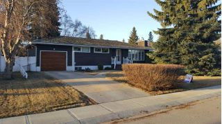 Main Photo: 14608 78 Avenue NW in Edmonton: Zone 10 House for sale : MLS®# E4106836