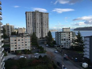 "Main Photo: 801 2135 ARGYLE Avenue in West Vancouver: Dundarave Condo for sale in ""THE CRESCENT"" : MLS®# R2320802"