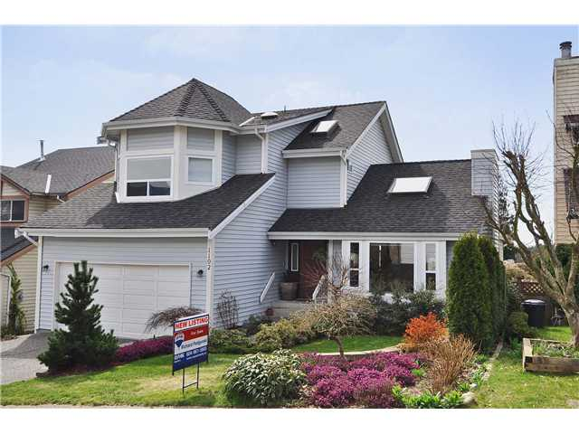 Main Photo: 1192 DURANT Drive in Coquitlam: Scott Creek House for sale : MLS® # V881282