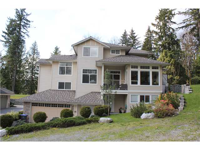 Main Photo: 8 MOSSOM CREEK Drive in Port Moody: North Shore Pt Moody House 1/2 Duplex for sale : MLS(r) # V882880