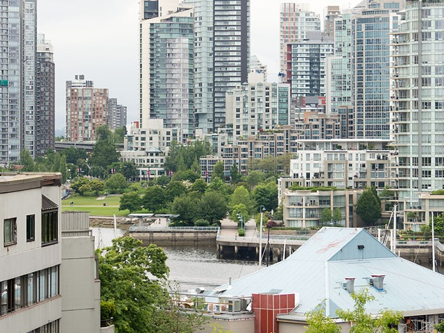 Main Photo: 803 518 MOBERLY Road in Vancouver: False Creek Condo for sale (Vancouver West)  : MLS(r) # V1070888