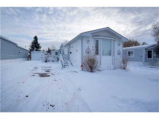 Main Photo: 426 Evergreen Park NW in Edmonton: Zone 51 Mobile for sale : MLS(r) # E3398275