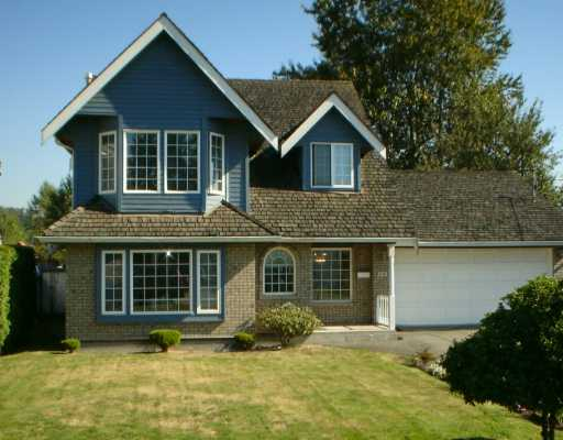 Main Photo: 353 JOHNSTON Street in New Westminster: Queensborough House for sale : MLS® # V613460