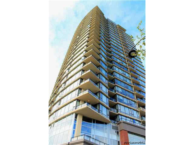 "Main Photo: 604 400 CAPILANO Road in PORT MOODY: Port Moody Centre Condo for sale in ""ARIA 2"" (Port Moody)  : MLS® # V1129544"
