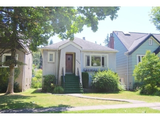 "Main Photo: 4328 W 15TH Avenue in Vancouver: Point Grey House for sale in ""POINT GREY"" (Vancouver West)  : MLS(r) # V1132948"