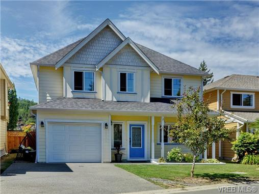 Main Photo: 3250 Walfred Place in VICTORIA: La Walfred Single Family Detached for sale (Langford)  : MLS(r) # 368229
