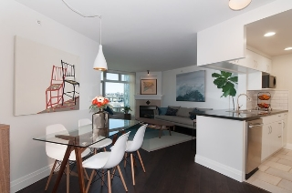 "Main Photo: 605 189 DAVIE Street in Vancouver: Yaletown Condo for sale in ""AQUARIUS 111"" (Vancouver West)  : MLS® # R2099848"