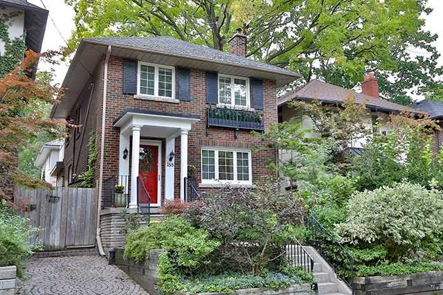 Main Photo: 188 Hudson Drive in Toronto: Rosedale-Moore Park House (2-Storey) for sale (Toronto C09)  : MLS® # C3617625