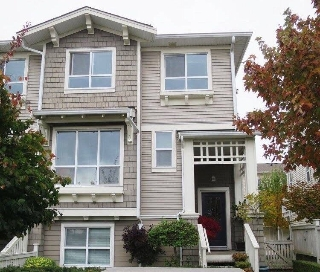"Main Photo: 61 8355 DELSOM Way in Delta: Nordel Townhouse for sale in ""SPYGLASS"" (N. Delta)  : MLS(r) # R2119465"