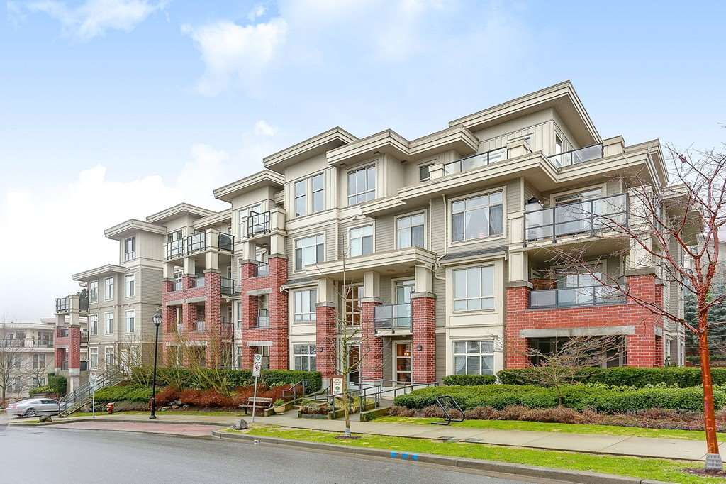 "Main Photo: 202 270 FRANCIS Way in New Westminster: Fraserview NW Condo for sale in ""THE GROVE"" : MLS® # R2146291"