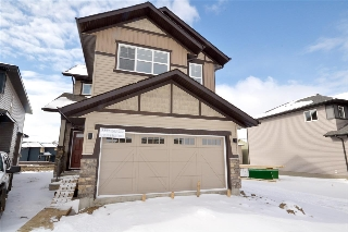 Main Photo: 3399 PARKER Loop in Edmonton: Zone 55 House for sale : MLS(r) # E4055117