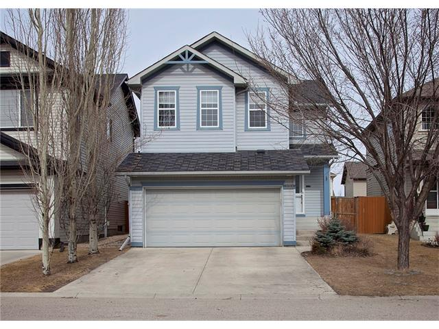 Main Photo: 121 CRANFIELD Green SE in Calgary: Cranston House for sale : MLS® # C4105513