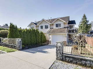 Main Photo: 1722 BOOTH Avenue in Coquitlam: Maillardville House 1/2 Duplex for sale : MLS® # R2161127