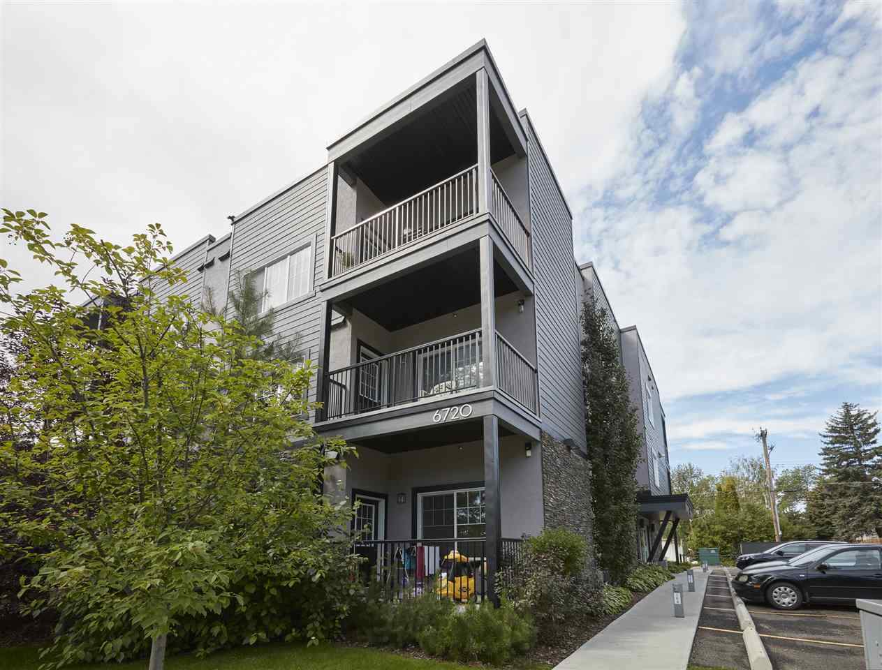 Main Photo: 205 6720 112 Street in Edmonton: Zone 15 Condo for sale : MLS(r) # E4063302