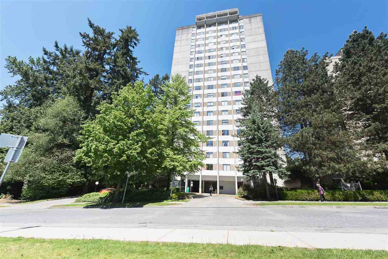 "Main Photo: 1501 9541 ERICKSON Drive in Burnaby: Sullivan Heights Condo for sale in ""ERICKSON TOWER"" (Burnaby North)  : MLS(r) # R2174839"