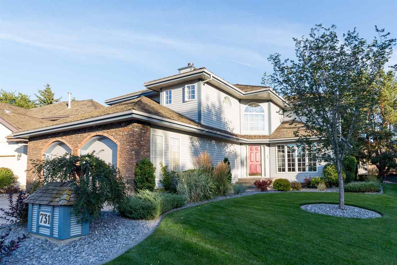 Main Photo: 731 Wheeler Road in Edmonton: Zone 22 House for sale : MLS® # E4069484