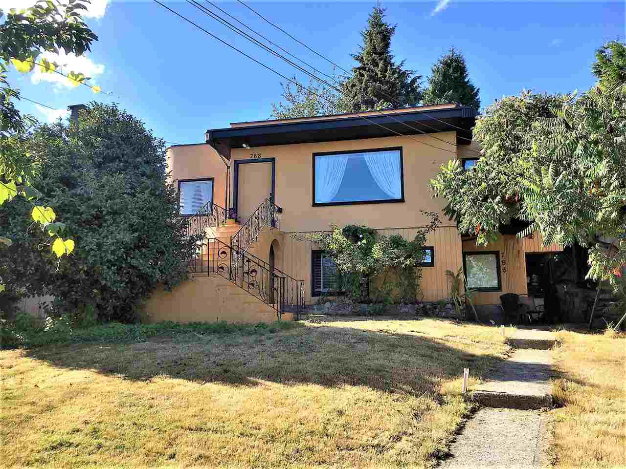Main Photo: 788 CALVERHALL Street in North Vancouver: Calverhall House for sale : MLS®# R2199108