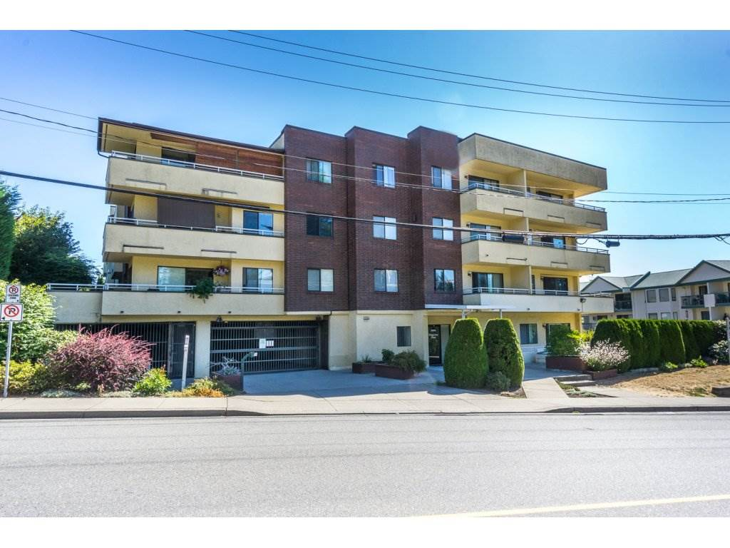 "Main Photo: 101 2684 MCCALLUM Road in Abbotsford: Central Abbotsford Condo for sale in ""RIDGEVIEW"" : MLS® # R2200325"