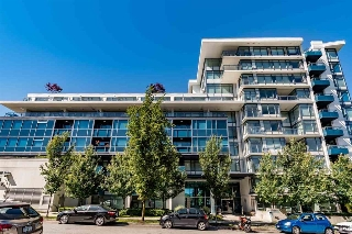 Main Photo: 809 1777 W 7th Ave in Vancouver: Fairview VW Condo  (Vancouver West)  : MLS® # R2182646