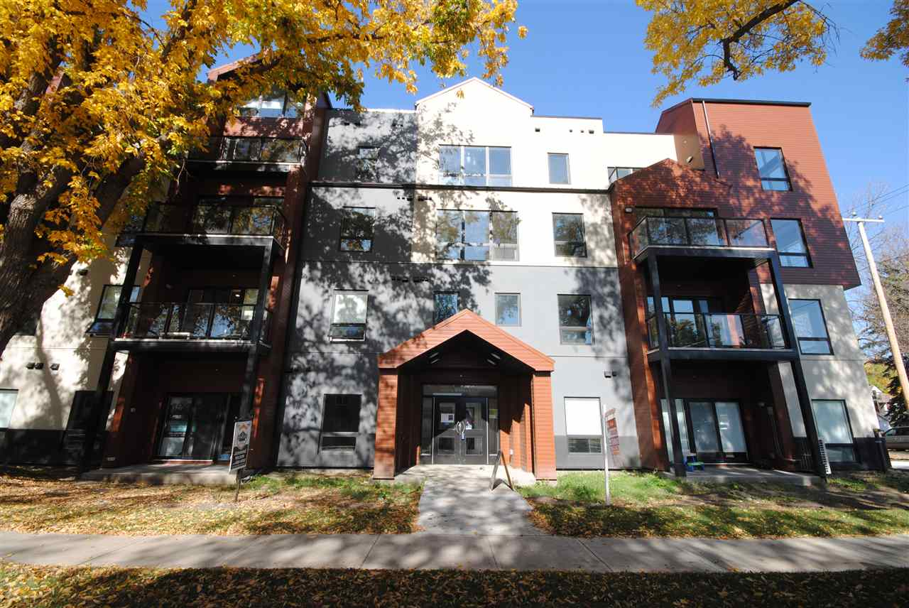 Main Photo: 301 10006 83 Avenue NW in Edmonton: Zone 15 Condo for sale : MLS® # E4084095