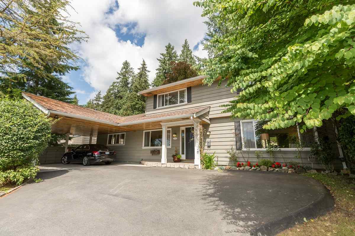 "Main Photo: 5288 RANGER Avenue in North Vancouver: Canyon Heights NV House for sale in ""Canyon Heights"" : MLS® # R2214177"