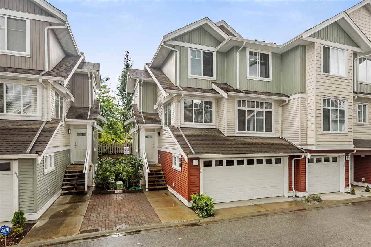 "Photo 1: Photos: 36 19480 66 Avenue in Surrey: Clayton Townhouse for sale in ""Two Blue 2"" (Cloverdale)  : MLS® # R2215326"
