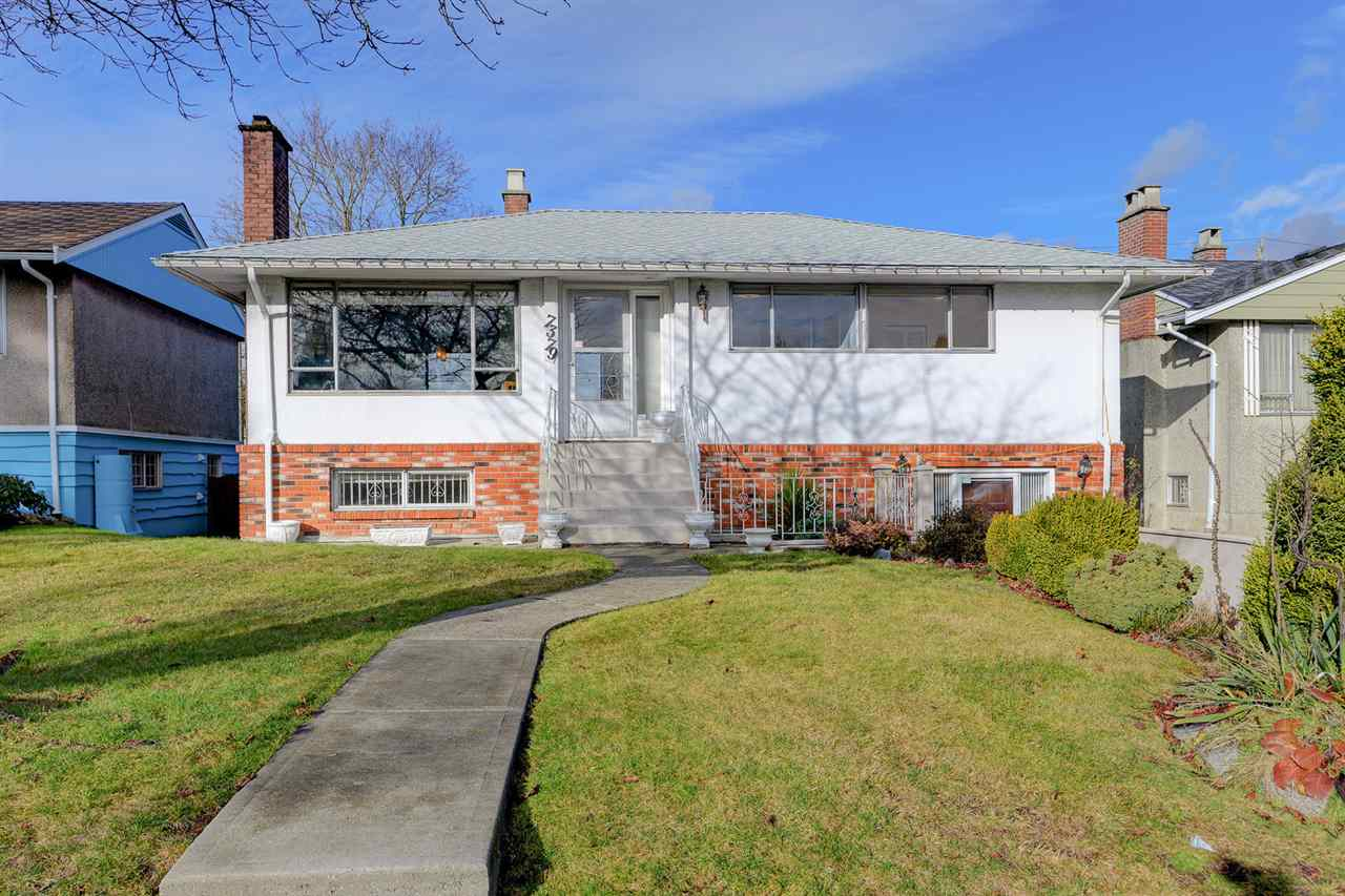 "Main Photo: 7379 IMPERIAL Street in Burnaby: Highgate House for sale in ""Upper Deer Lake-Royal OAK- GILLEY - IMPERIAL"" (Burnaby South)  : MLS® # R2231637"
