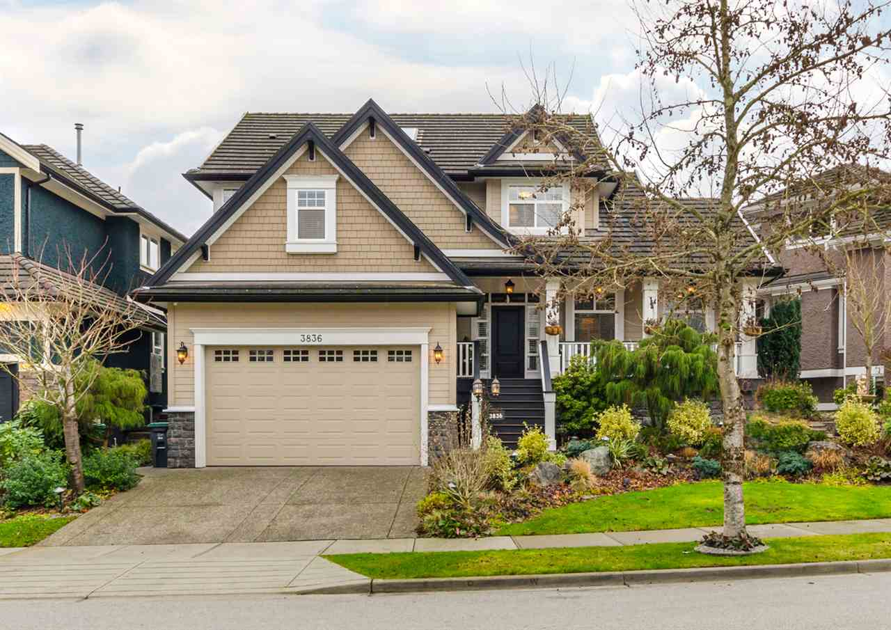 "Photo 1: Photos: 3836 154 Street in Surrey: Morgan Creek House for sale in ""IRONWOOD"" (South Surrey White Rock)  : MLS® # R2235401"