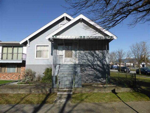 Main Photo: 3495 Franklin St in Vancouver: Hastings East House for sale  (Vancouver