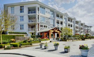 "Main Photo: 310 4600 WESTWATER Drive in Richmond: Steveston South Condo for sale in ""COPPER SKY"" : MLS®# R2251058"