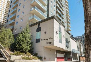 Main Photo: 1302 9819 104 Street NW in Edmonton: Zone 12 Condo for sale : MLS®# E4106016