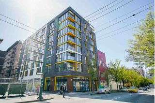 "Main Photo: 1005 150 E CORDOVA Street in Vancouver: Downtown VE Condo for sale in ""In Gastown"" (Vancouver East)  : MLS®# R2262875"