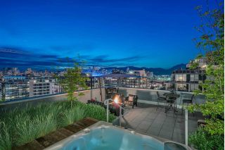 "Main Photo: 1605 108 E 1ST Avenue in Vancouver: Mount Pleasant VE Condo for sale in ""MECCANICA"" (Vancouver East)  : MLS®# R2279891"