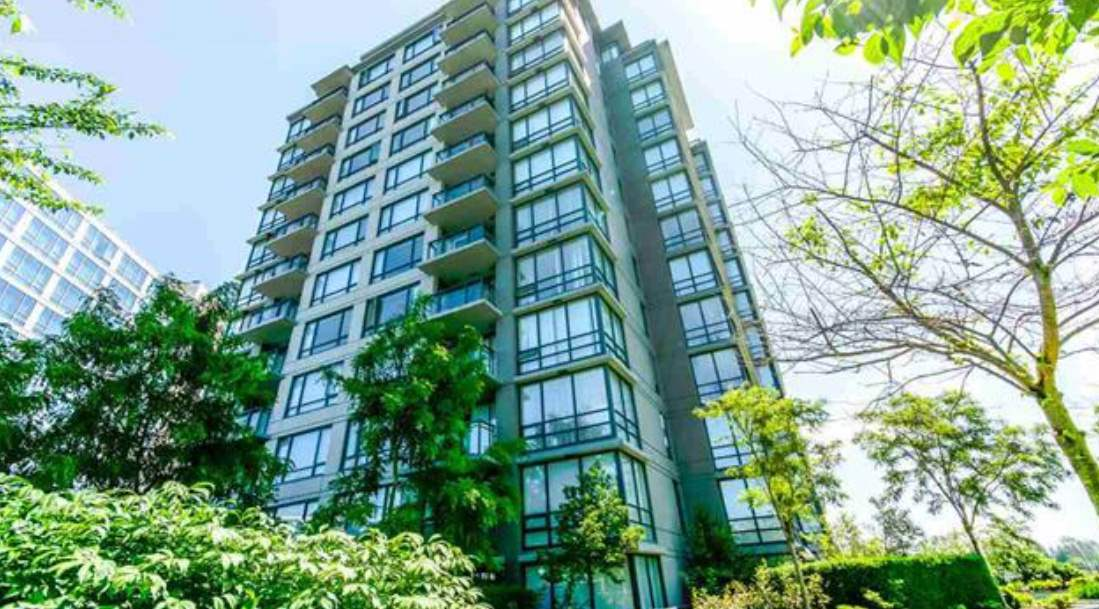 "Main Photo: 503 3111 CORVETTE Way in Richmond: West Cambie Condo for sale in ""WALL CENTRE RICHMOND"" : MLS®# R2288191"