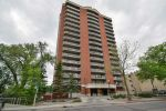 Main Photo: 503 10649 Saskatchewan Drive in Edmonton: Zone 15 Condo for sale : MLS®# E4124470