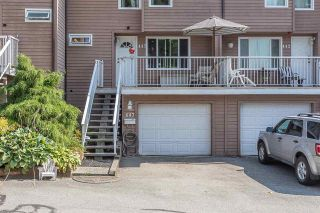 Main Photo: 447 LEHMAN Place in Port Moody: North Shore Pt Moody Townhouse for sale : MLS®# R2298800