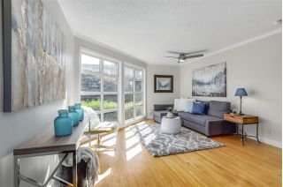 "Main Photo: 8 1870 YEW Street in Vancouver: Kitsilano Townhouse for sale in ""Newport Mews"" (Vancouver West)  : MLS®# R2309945"