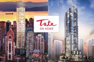 "Main Photo: 1505 1283 HOWE Street in Vancouver: Downtown VW Condo for sale in ""TATE"" (Vancouver West)  : MLS®# R2315793"