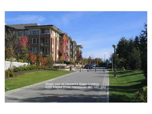 Main Photo: 106 6268 EAGLES Drive in Vancouver: University VW Condo for sale (Vancouver West)  : MLS® # V880446