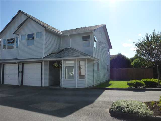Main Photo: 1 20630 118TH Avenue in Maple Ridge: Southwest Maple Ridge Townhouse for sale : MLS® # V898093