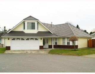 Main Photo: 5258 LABURNUM PARK Place in Ladner: Delta Manor House for sale : MLS® # V754265