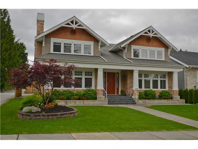 Main Photo: 1867 LEMAX Avenue in Coquitlam: Central Coquitlam House for sale : MLS® # V1050869