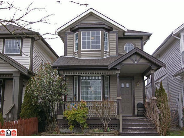 "Main Photo: 18543  64B AV in Surrey: Cloverdale BC House for sale in ""Heatland"" (Cloverdale)  : MLS® # F1106383"