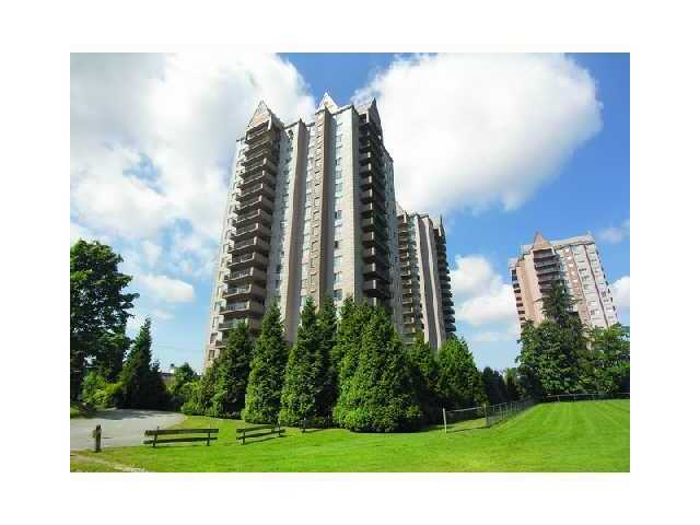 "Main Photo: 1801 555 AUSTIN Avenue in Coquitlam: Coquitlam West Condo for sale in ""BROOKMERE TOWERS"" : MLS® # V1057796"